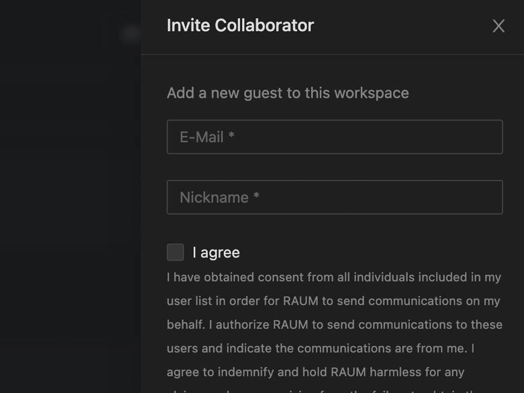 Invite Pro